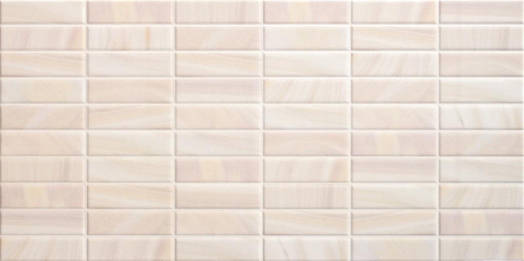 Agata Coral 25x50 плитка настенная