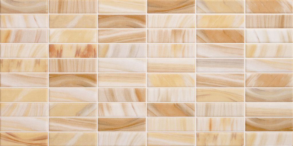 Agata Ocre 25x50 плитка настенная