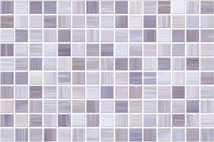 Mc-Vetri Purple CW16 25x38 плитка настенная