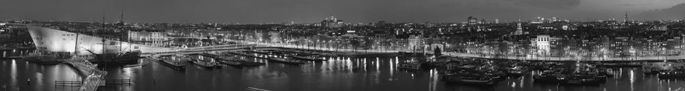 Amsterdam Panorama 20х150 панно