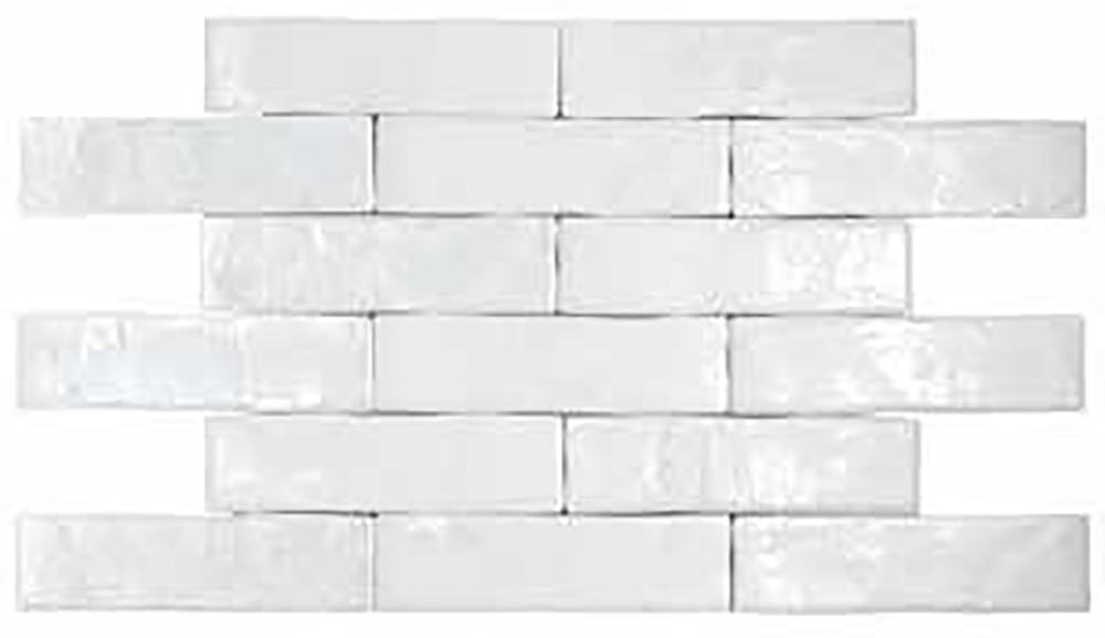 Brickwall Blanco 7x28 плитка настенная