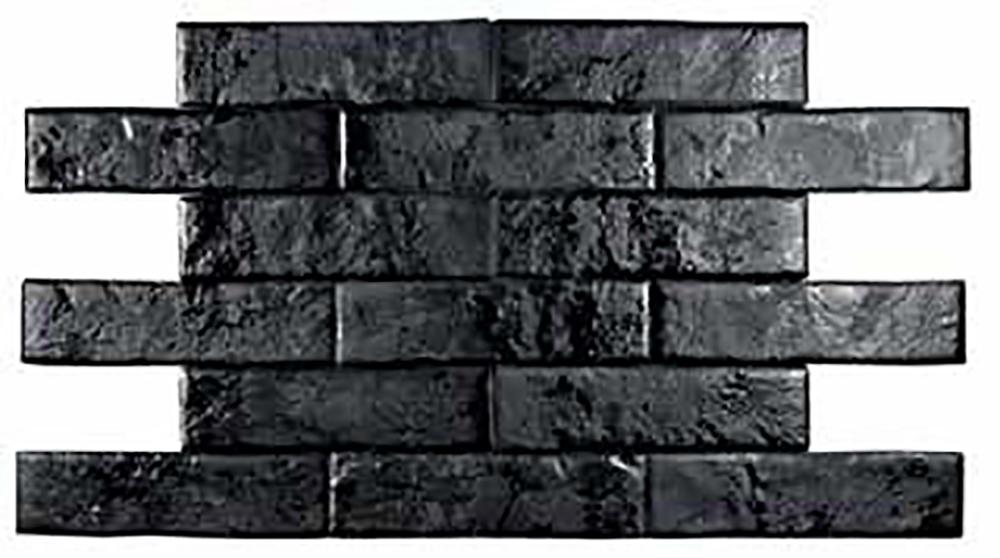 Brickwall Negro 7x28 плитка настенная