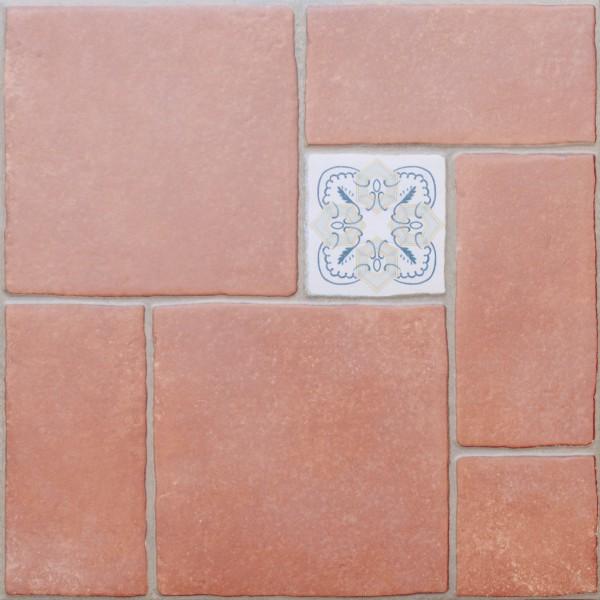 Rojo1 45x45 плитка напольная