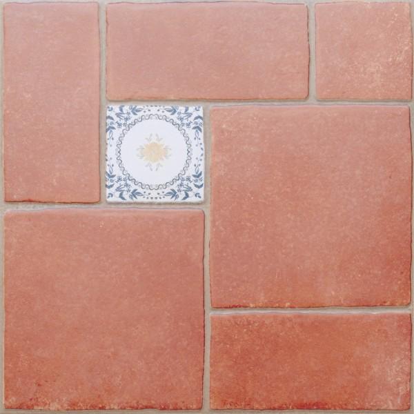 Rojo2 45x45 плитка напольная
