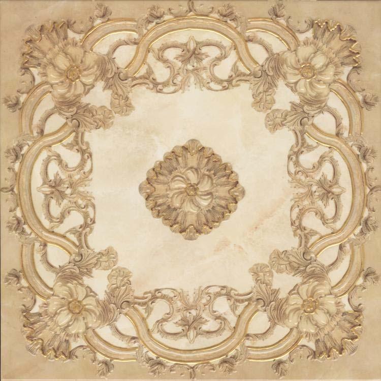 Decorado Bellagio Onix beige 41x41 декор напольный